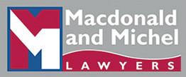 Macdonald and Michel Lawyers logo
